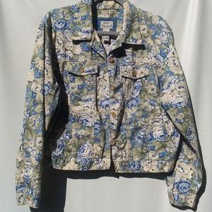 Koret City Blues Women's Blue/Multi-color Jacket